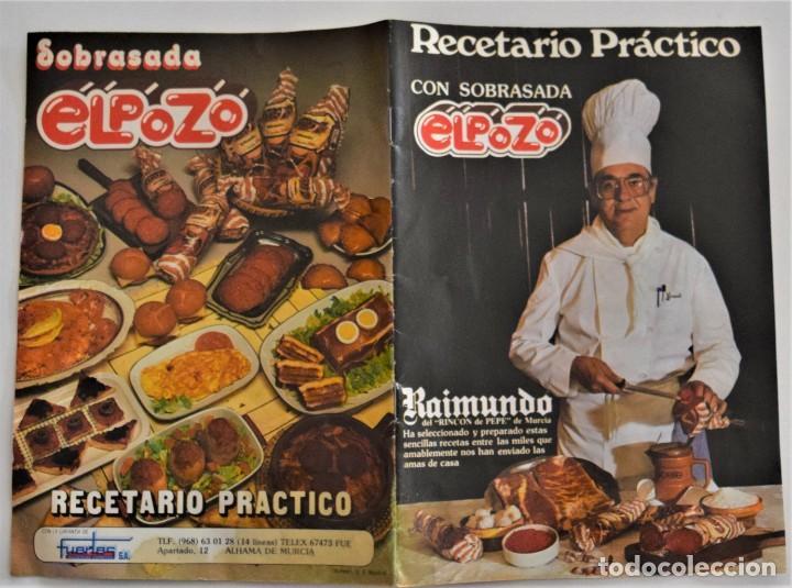Libros de segunda mano: LOTE 6 PUBLICACIONES EL POZO, NESCAFÉ, STARLUX, ALBAL, MOULINEX Y MEXILLÓN DE GALICIA - RECETAS - Foto 8 - 197652237