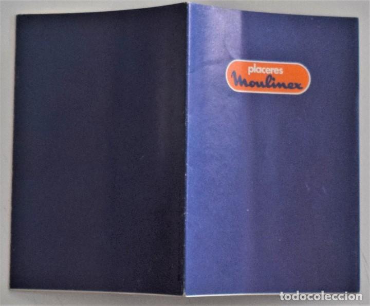 Libros de segunda mano: LOTE 6 PUBLICACIONES EL POZO, NESCAFÉ, STARLUX, ALBAL, MOULINEX Y MEXILLÓN DE GALICIA - RECETAS - Foto 10 - 197652237