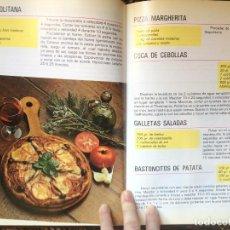 Libros de segunda mano: COCINANDO CON THERMOMIX VORWERK RECETAS SELECCIONADAS POR LUCIANA LOLLA 1981. Lote 198194733