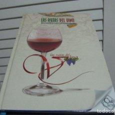 Libros de segunda mano: LAS RUTAS DEL VINO EN CASTILLA Y LEÓN Y EXTREMADURA. Lote 199258766