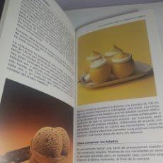 Livres d'occasion: LOS HELADOS ENCICLOPEDIA PRÁCTICA. Lote 199453622