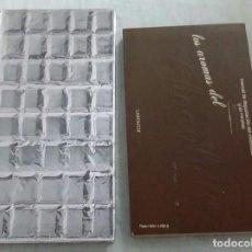 Libros de segunda mano: ESPECTACULAR LIBRO LOS AROMAS DEL CHOCOLATE / STÉPHAN LAGORCE. LAROUSSE. CANTO PLATEADO. Lote 201516576