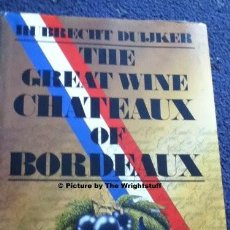 Libros de segunda mano: GREAT WINE CHATEAUX OF BORDEAUX, THE. Lote 202318452