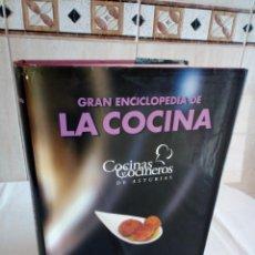 Libros de segunda mano: 68-GRAN ENCICLOPEDIA DE LA COCINA, COCINEROS DE ASTURIAS, 2005. Lote 203428748