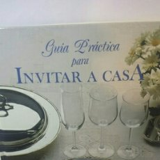 Libros de segunda mano: GUÍA PRÁCTICA PARA INVITAR A CASA DE CUSTODIO ZAMARRA. Lote 203562093