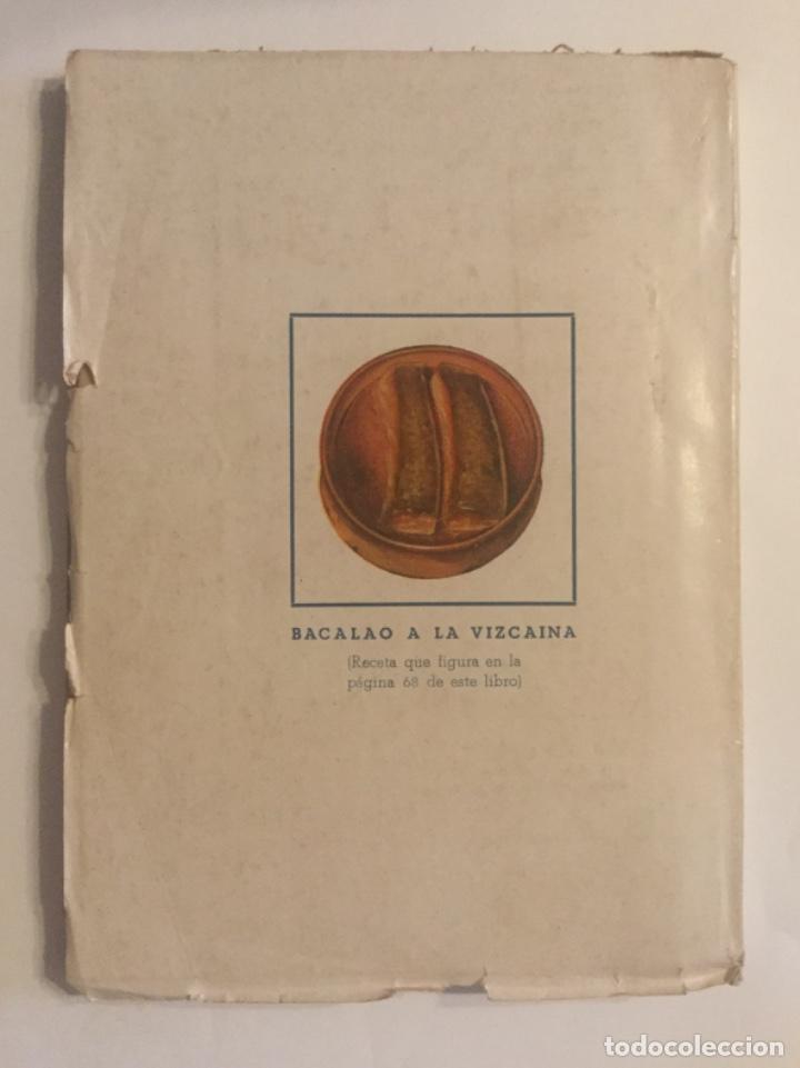 Libros de segunda mano: CLAUDINA - SABE GUISAR - IGNACIO DOMENECH - PLATOS DE COCINA FACILES - 91p. 18x13 - Foto 3 - 203813817