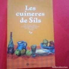 Libros de segunda mano: LES CUINERES DE SILS- LA MAGRANA 2002.. Lote 205298106