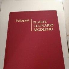 Libros de segunda mano: EL ARTE CULINARIO MODERNO. Lote 205362365