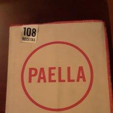 Libros de segunda mano: PAELLA, DE ALBERTO HERRÁIZ RBA 2013 PRIMERA EDICIÓN. Lote 205455211