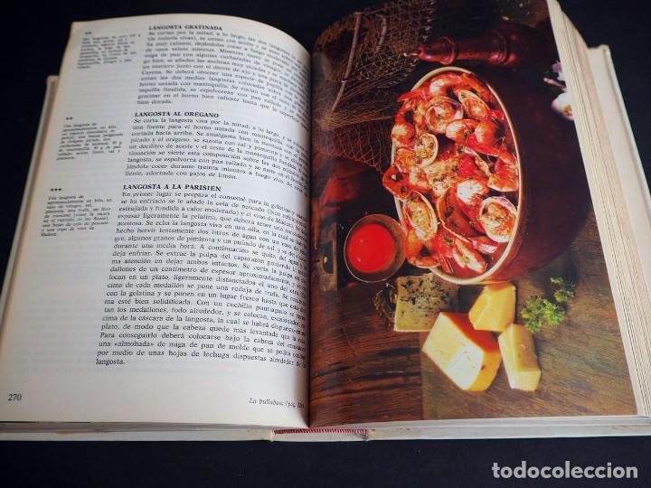 Libros de segunda mano: GRAN ENCICLOPEDIA DE LA COCINA. CIRCULO DE LECTORES. EDICIONES NAUTA. 1969. - Foto 4 - 205660657