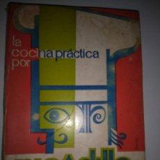 Libros de segunda mano: LA COCINA PRÁCTICA POR PICADILLO. Lote 206186527