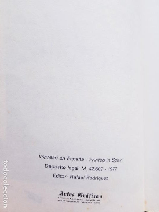Libros de segunda mano: LIBRO-COCINA SANA Y SENCILLA EN AMC-RAFAEL RODRIGUEZ-ARTES GRÁFICAS-1977 - Foto 3 - 206291591