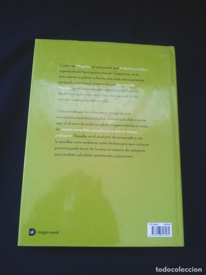 Libros de segunda mano: ANDONI LUIS ADURIZ - LAS RECETAS DE MI CASA - DESTINO 2013 - Foto 2 - 206806958
