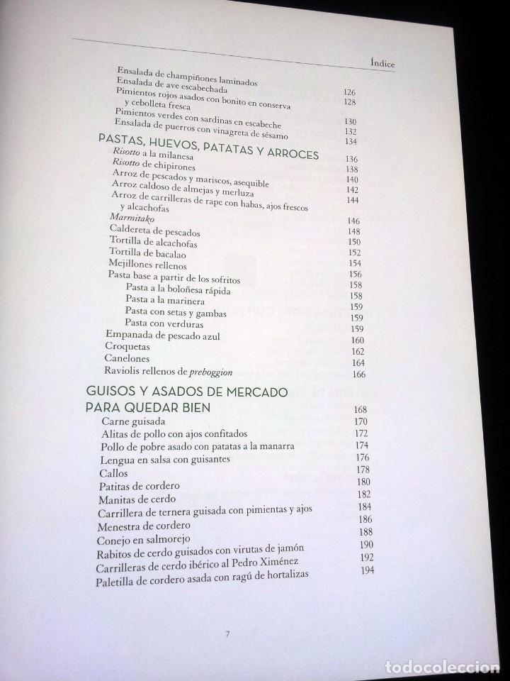 Libros de segunda mano: ANDONI LUIS ADURIZ - LAS RECETAS DE MI CASA - DESTINO 2013 - Foto 5 - 206806958