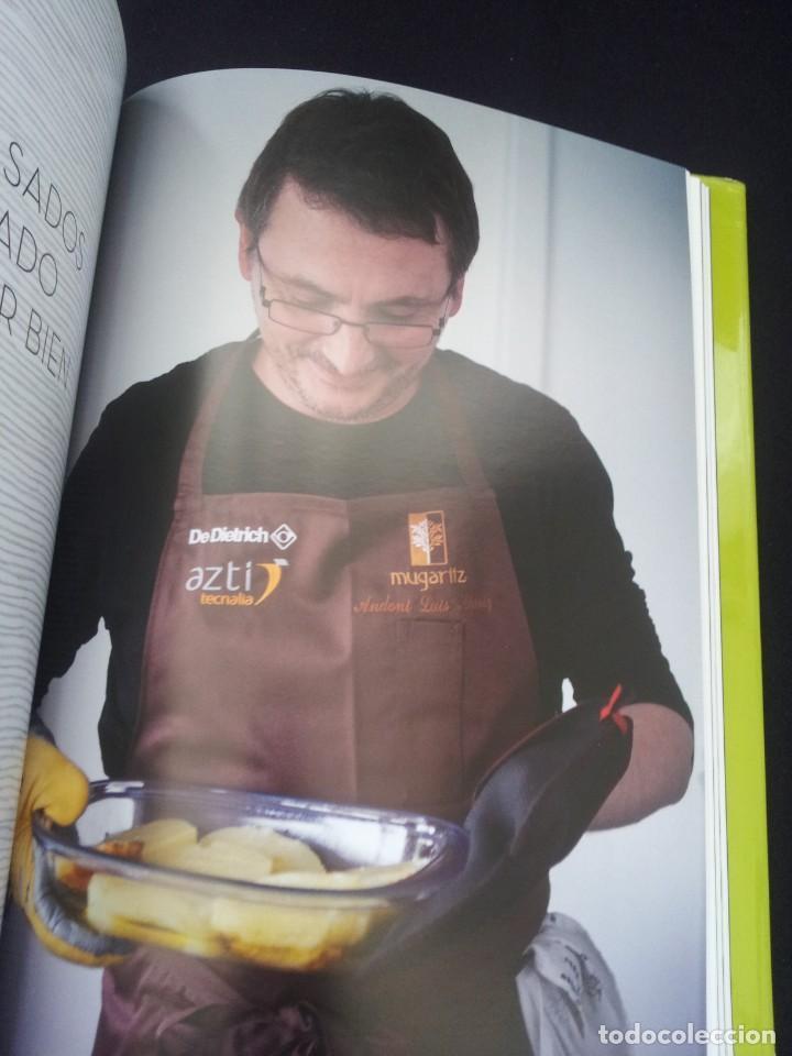 Libros de segunda mano: ANDONI LUIS ADURIZ - LAS RECETAS DE MI CASA - DESTINO 2013 - Foto 7 - 206806958