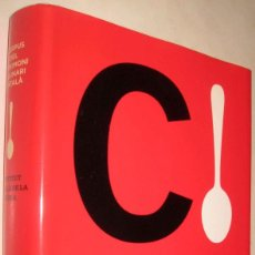 Libros de segunda mano: CORPUS DEL PATRIMONI CULINARI CATALA - INSTITUT CATALA DE LA CUINA - EN CATALAN. Lote 207104720