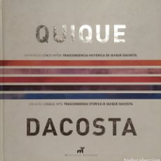 Libros de segunda mano: QUIQUE DACOSTA PUNTO COM.. Lote 207147490