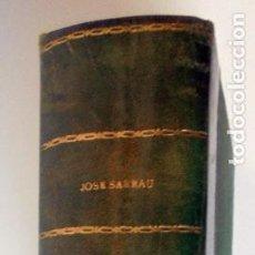Libros de segunda mano: NUESTRA COCINA AL USO DE FAMILIAS.SARRAU ,JOSÉ. 2ª ED.1946. Lote 207219296