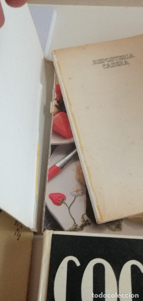 Libros de segunda mano: G-6 LIBRO LOTE DE 5 LIBROS DE COCINA LOS DE FOTO UNO DE ELLOS EN MAL ESTADO - Foto 7 - 208782421