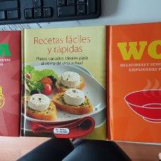 Libros de segunda mano: LIBROS DE COCINA. Lote 209086196