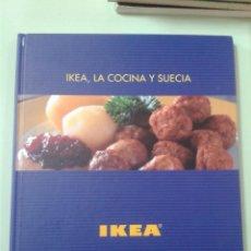 Libros de segunda mano: IKEA LA COCINA Y SUECIA RECETAS. Lote 209716208