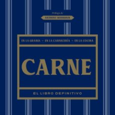 Libros de segunda mano: CARNE. Lote 210112451