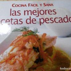 Libros de segunda mano: COCINA FACIL Y SANA. Lote 210119985
