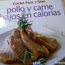 Libros de segunda mano: COCINA FACIL Y SANA. Lote 210120597