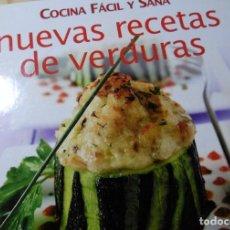 Libros de segunda mano: COCINA FACIL Y SANA. Lote 210121003
