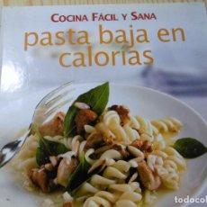 Libros de segunda mano: COCINA FACIL Y SANA. Lote 210121360