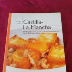 Libros de segunda mano: CASTILLA-LA MANCHA. NUESTRA COCINA. BIBLIOTECA METROPOLI. Lote 210567091