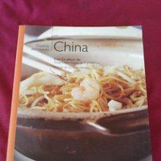 Libros de segunda mano: CHINA. COCINAS DEL MUNDO. BIBLIOTECA METROPOLI. Lote 210567241