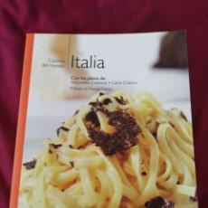 Libros de segunda mano: ITALIA. COCINAS DEL MUNDO. BIBLIOTECA METROPOLI. Lote 210567281