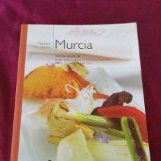 Libros de segunda mano: MURCIA. COCINAS DEL MUNDO. BIBLIOTECA METROPOLI. Lote 210567346