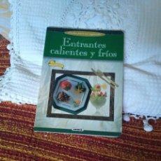 Libros de segunda mano: COCINA PARA NO ENGORDAR. ENTRANTES CALIENTES Y FRÍOS. Lote 210574050