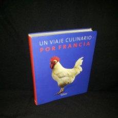 Libros de segunda mano: ANDRE DOMINE - UN VIAJE CULINARIO POR FRANCIA - CULINARIA KONEMANN 2007. Lote 210686139