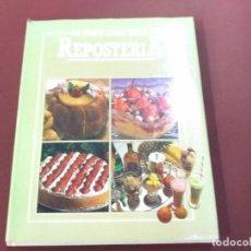 Libros de segunda mano: EL GRAN LIBRO DE LA REPOSTERIA - JOSEP SARRET - CUB. Lote 211262622