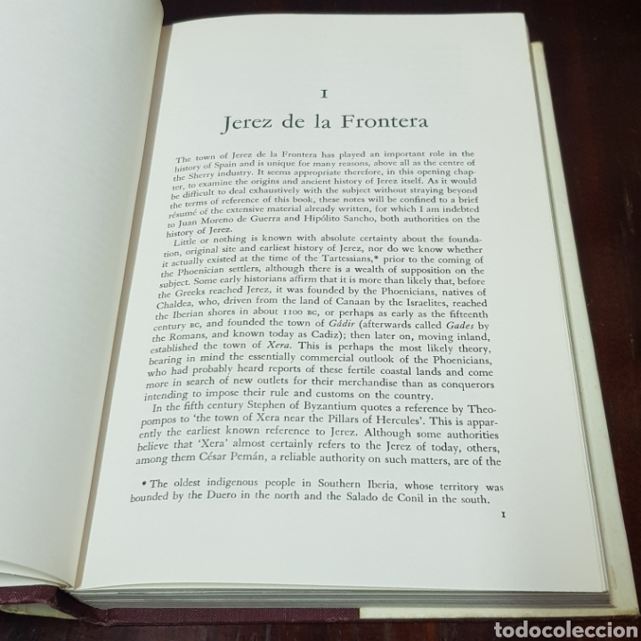 Libros de segunda mano: SHERRY - MANUEL GONZALEZ GORDON 1972 LONDON ( JERRZ DE LA FRONTERA ) - Foto 6 - 212004146