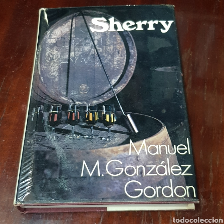 Libros de segunda mano: SHERRY - MANUEL GONZALEZ GORDON 1972 LONDON ( JERRZ DE LA FRONTERA ) - Foto 10 - 212004146