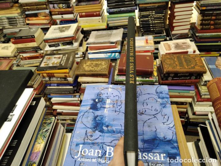 Libros de segunda mano: ELS VINS DE MALLORCA . PASSAT I PRESENT DUNA TRADICIÓ SECULAR . OLAÑETA . INCLOU ESTOIG . - Foto 21 - 212427716