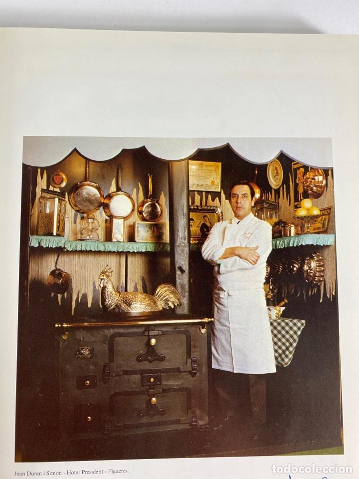 Libros de segunda mano: L-5584. RECEPTES DE CUINA EMPORDANESA PER JOAN DURAN. 1985. - Foto 4 - 213080400