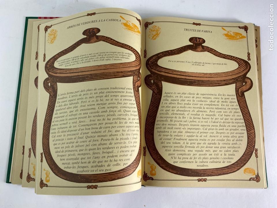 Libros de segunda mano: L-5584. RECEPTES DE CUINA EMPORDANESA PER JOAN DURAN. 1985. - Foto 8 - 213080400