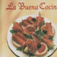 Libros de segunda mano: LA BUENA COCINA-LOS APERITIVOS -EDICIONES RUEDA. Lote 213323917