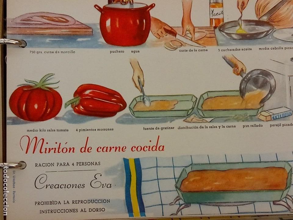 Libros de segunda mano: Creaciones Eva. Carnes. RM59870 - Foto 7 - 34660543