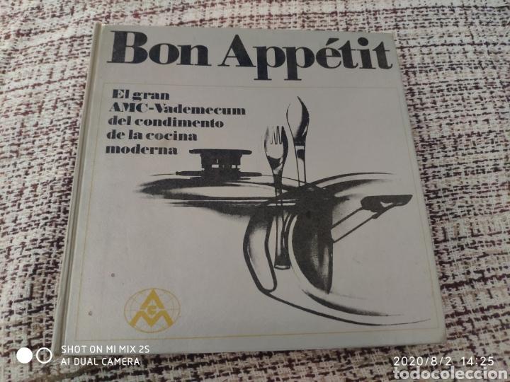 BON APPETIT EL GRAN AMC-VADEMECUM DEL CONDIMENTO DE LA COCINA MODERNA (Libros de Segunda Mano - Cocina y Gastronomía)
