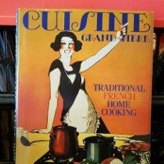 Libros de segunda mano: CUISINE GRAND MERE- MARIE-PIERRE MOINE. Lote 214128466