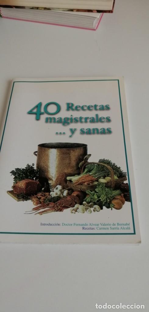 Libros de segunda mano: G-30 LIBRO DE COCINA LOTE DE MAS DE 120 LIBROS Y REVISTAS DE COCINA LAS DE FOTO - Foto 33 - 214555207