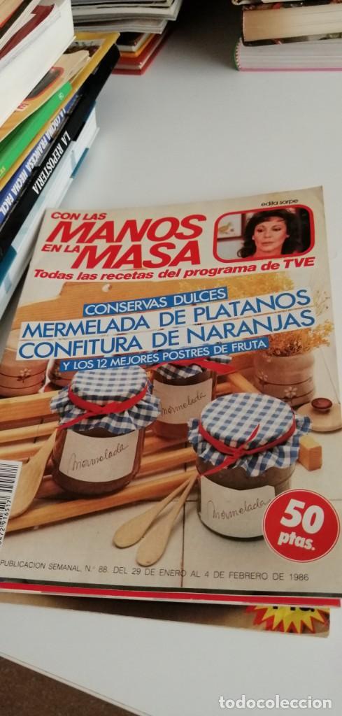 Libros de segunda mano: G-30 LIBRO DE COCINA LOTE DE MAS DE 120 LIBROS Y REVISTAS DE COCINA LAS DE FOTO - Foto 47 - 214555207