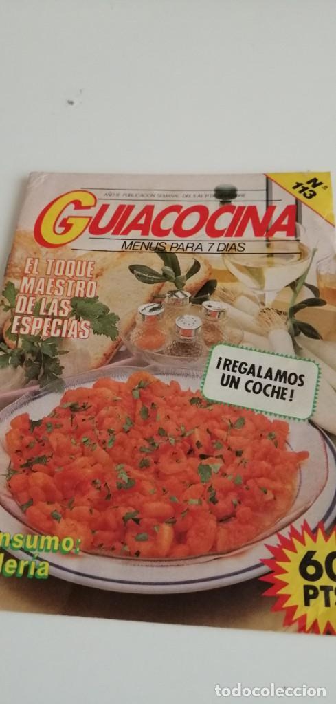 Libros de segunda mano: G-30 LIBRO DE COCINA LOTE DE MAS DE 120 LIBROS Y REVISTAS DE COCINA LAS DE FOTO - Foto 52 - 214555207