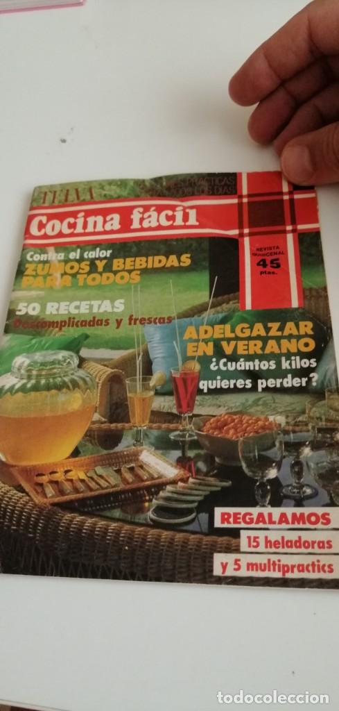 Libros de segunda mano: G-30 LIBRO DE COCINA LOTE DE MAS DE 120 LIBROS Y REVISTAS DE COCINA LAS DE FOTO - Foto 54 - 214555207
